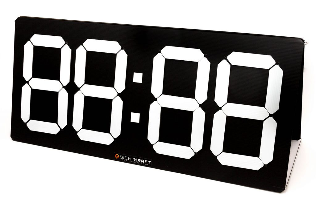 Game Scoreboard GS4D with A-Stand Extension