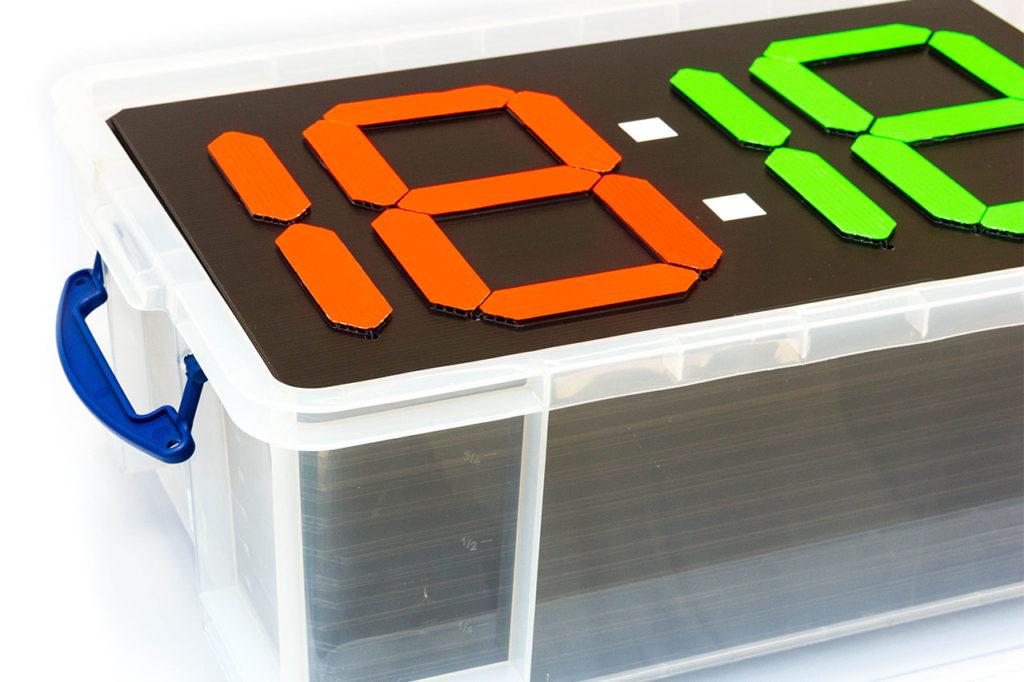 Scoreboard Transport Box Medium